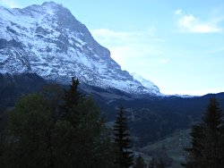 Swiss Alpine Pass Route Stage Grindelwald To Lauterbrunnen - Hotel alpina grindelwald